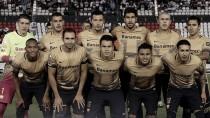 Liga y Copa, realidades diferentes para Pumas