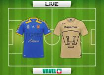 Resultado de Tigres vs Pumas (3-0)