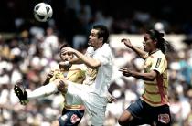 Recuerdo de la Final entre Monarcas y Pumas