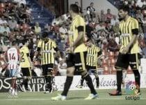 CD Lugo - Real Zaragoza: puntuaciones del Real Zaragoza, jornada 2
