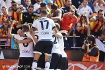 Valencia - Sevilla: puntuaciones Valencia, jornada 32 Liga BBVA