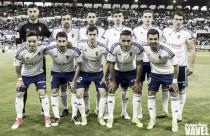 Real Zaragoza - Getafe CF: puntuaciones del Real Zaragoza, jornada 36