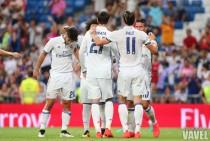 Real Madrid - Stade de Reims: puntuaciones Real Madrid, Trofeo Santiago Bernabéu
