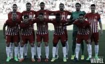 Almería - Alcorcón: puntuaciones Almería, jornada 31 de Segunda División