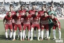 UD Almería - UCAM Murcia: puntuaciones Almería, jornada 27 de Segunda División