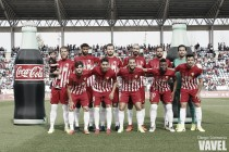 Almería - Sevilla Atlético: puntuaciones Almería, jornada 35 de Segunda División