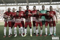 Almería - Levante: puntuaciones Almería, jornada 9 de Segunda División