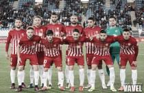Almería - Elche: puntuaciones Almería, jornada 15 de la Segunda División