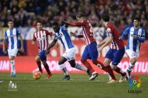 Atlético de Madrid - Espanyol, puntuaciones del Espanyol, jornada 13 de la Liga BBVA