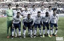 Real Zaragoza- CD Mirandés: puntuacionesdel R. Zaragoza, jornada 22