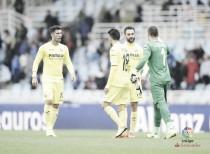 Real Sociedad-Villarreal: puntuaciones del Villarreal, jornada 23 de Primera