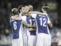 Real Sociedad - UD Las Palmas: puntuaciones de la Real Sociedad, jornada 5 de La Liga