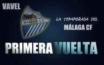 Málaga 2014/2015: la primera vuelta