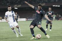 Naples se met en difficulté dans son San Paolo