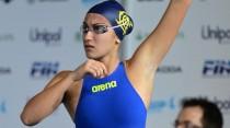 Nuoto - Quadarella da record nei 1500 in vasca corta