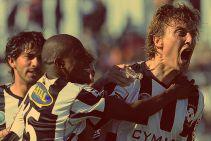 Con sabor a revancha Wanderers goleó a Danubio