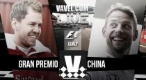 Rosberg firma la 'pole' y Hamilton naufraga en China