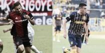 Cara a cara: Quignón vs Martínez