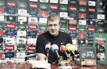 """Quintana: """"Es fundamental ganar este partido y más, si cabe, en nuestra casa"""""""