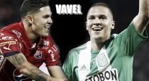 Quintero vs Quintero: pasado 'verde', presente 'poderoso'