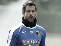 """Quique Sánchez Flores: """"Estoy muy agradecido, he sido muy feliz en el Watford"""""""