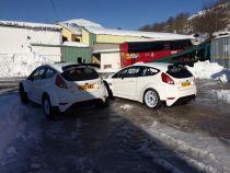 Dos nuevos Fiesta R5 llegan a RMC