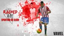 Sporting de Gijón 2015/2016: Rachid, el revulsivo de la medular