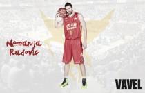 Nemanja Radovic, el montenegrino con más gancho de toda Murcia