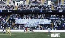 El Málaga buscará la quinta victoria consecutiva en La Rosaleda