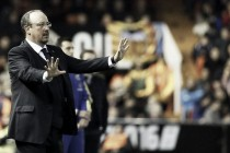 Rafa Benitez sacked by Real Madrid