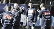 """Napoli, Benitez: """"Con De Laurentiis totalmente d'accordo. Si pensa solo all'autodistruzione"""""""