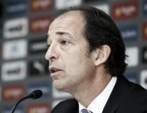 """Rafael Entrena: """"Estamos orgullosos de la actitud de los jugadores"""""""
