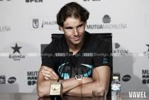 """Rafael Nadal: """"En el deporte todo debería ser más transparente"""""""