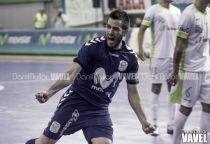 Inter Movistar termina asfixiando a un gran Palma Futsal