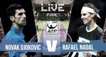 Resultado Djokovic vs Nadal en ATP Doha 2015 (1-0)