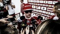"""Kimi Raikkonen: """"Ha sido un día difícil en general"""""""