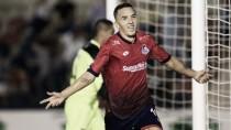 """Raí Villa: """"Sin el equipo, no podría anotar"""""""