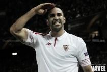 """Adil Rami: """"Estamos contentos por formar parte de los dieciséis mejores equipos de Europa"""""""