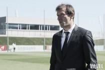 Luis Miguel Ramis no seguirá al frente del Castilla