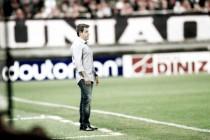 Estreante Ramon Menezes demonstra otimismo apesar de derrota no clássico Catarinense