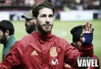 """Sergio Ramos: """"Intentaré rendir a buen nivel en mi club para seguir viniendo"""""""