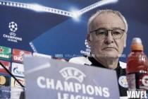 """Ranieri: """"Estamos preparados para luchar, para hacer nuestro fútbol"""""""