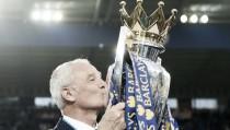 Claudio Ranieri nombrado técnico del año de la Premier League