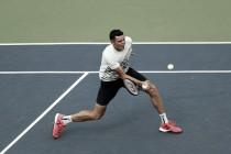 Raonic regresa con derrota en San Petersburgo