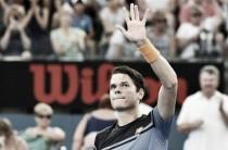 ATP Brisbane: Raonic sorprende Federer e vince il titolo