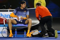 Milos Raonic Has Yet To Start Practicing, No Timetable for Return
