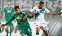 Europa League - Rapid Vienna - Sassuolo: punto importante per Di Francesco, ma che fatica!