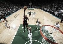 Raptors pasa de ronda en la casa de Bucks
