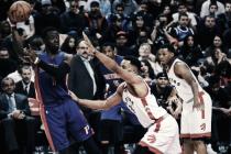 Detroit Pistons consegue grande virada no fim e vence Toronto Raptors fora de casa