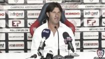 """Cagliari, Rastelli conferma: """"Sampdoria organizzata e con giocatori di qualità"""""""